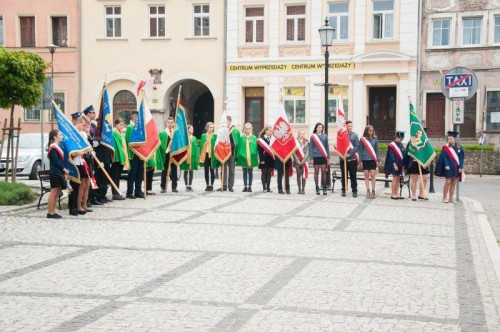 Uroczyste obchody Święta Konstytucji 3 Maja w Gryfowie Śląskim