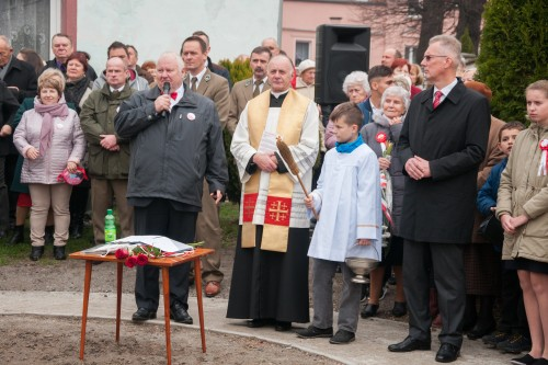 Uroczyste obchody 100 rocznicy odzyskania niepodległości przez Polskę