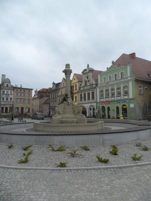 Najpiękniejsza fontanna na Dolnym Śląsku