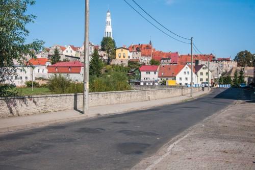 Remont drogi powiatowej, ul. Rzecznej, w Gryfowie Ślaskim