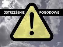 Ostrzeżenie meteorologiczne Nr 5