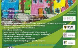 Jarmark Wielkanocny w Szkole Podstawowej Nr 1 w Gryfowie Śląskim