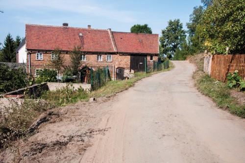 Przebudowa drogi dojazdowej do gruntów rolnych w Uboczu