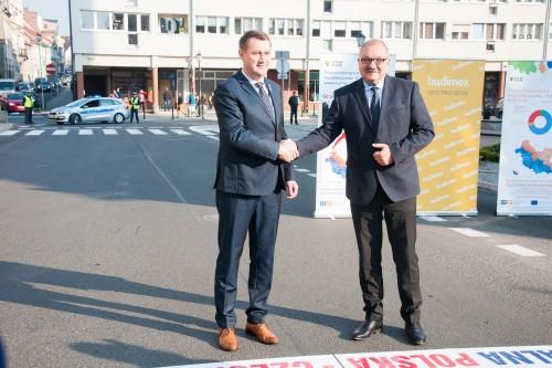 Droga z Gryfowa Śląskiego do Świecia już oficjalnie otwarta