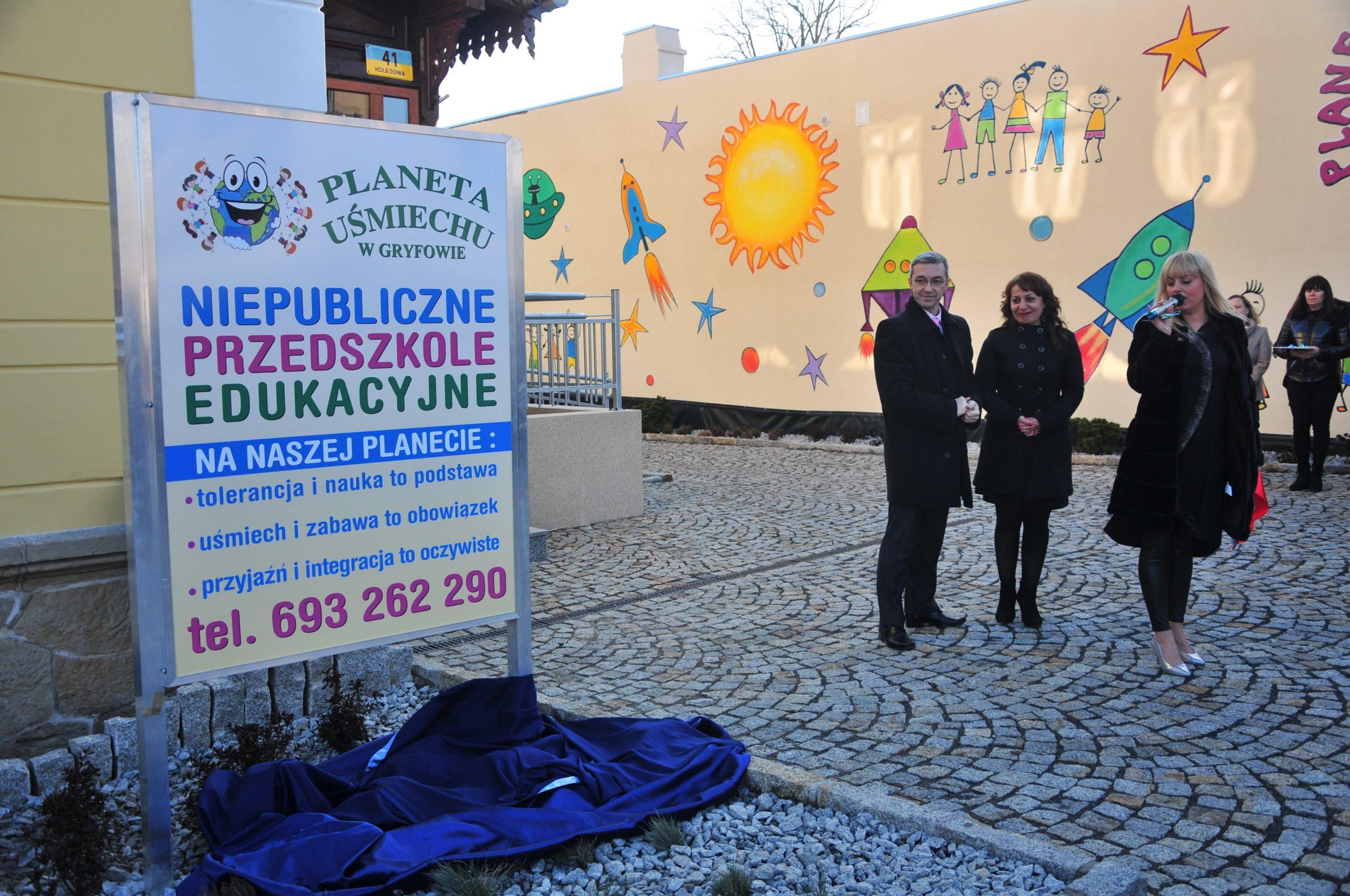 Nowe przedszkole w Gryfowie Śląskim