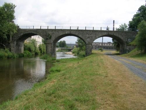 Zawiadomienie o zamknięciu mostu