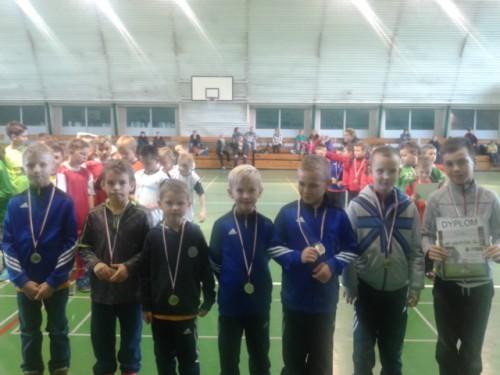 Akademia Piłkarska Gryfów Śląski na medal