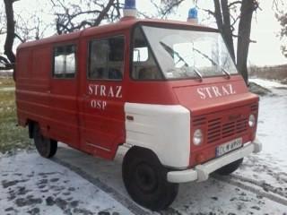 Sprzedaż samochodu pożarniczego marki ŻUK