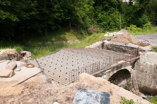 Odbudowa mostów w Uboczu