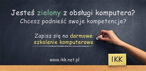 Darmowe szkolenia ECDL dla mieszkańców Gryfowa Śląskiego i okolic