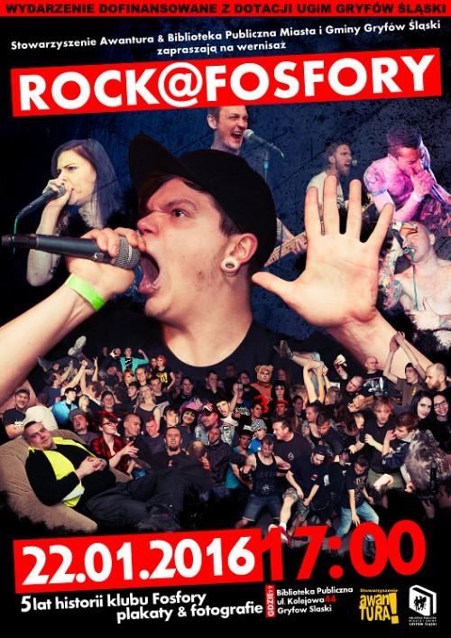 Wernisaż Rock @ Fosfory