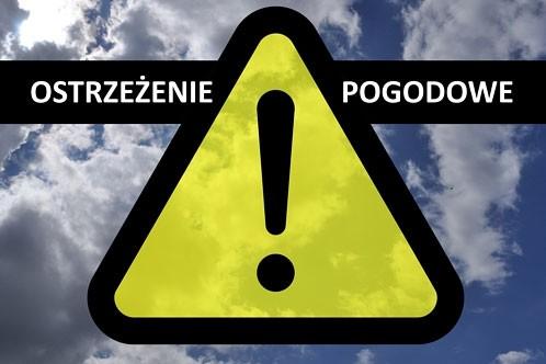 Ostrzeżenie meteorologoczne