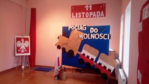 99 rocznica Odzyskania Niepodległości w ZSOiZ w Gryfowie Śląskim