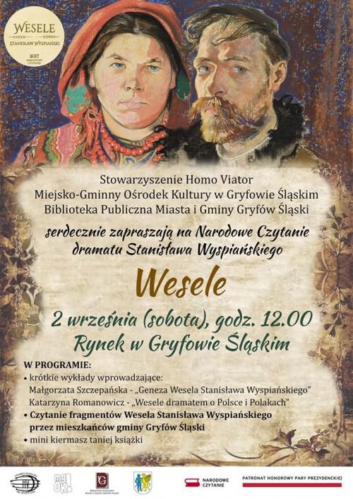 Narodowe Czytanie w Gryfowie Śląskim