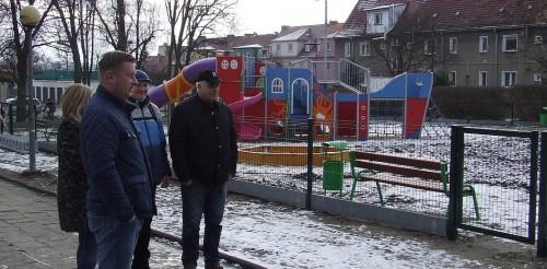Nowy plac zabaw w Gryfowie Śląskim
