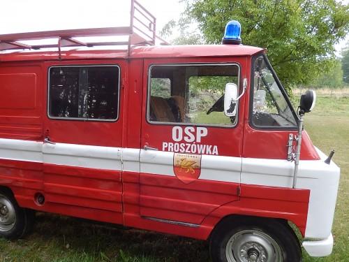 Przetarg na sprzedaż  samochodu  pożarniczego marki  FSC ŻUK