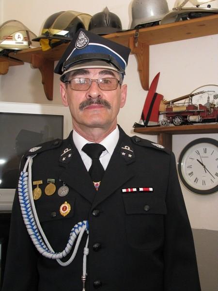 Dyżurny strażak gminy