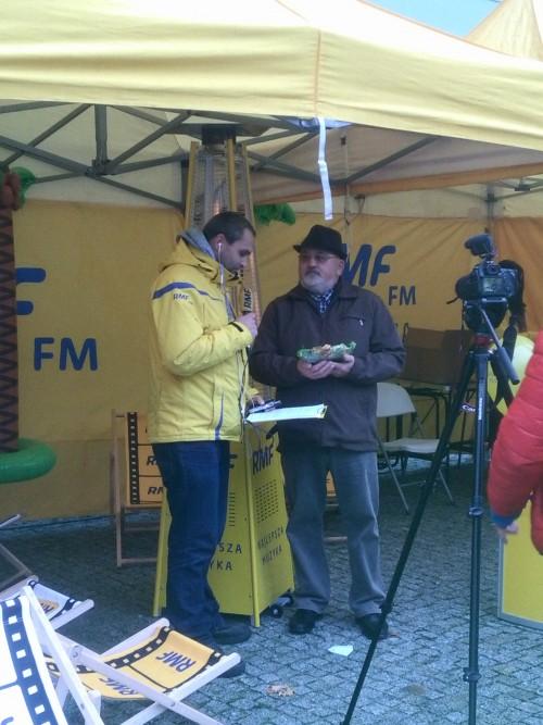 Radio RMF FM w Gryfowie Śląskim