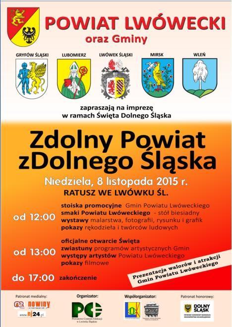 """""""Zdolny Powiat zDolnego Śląska"""""""