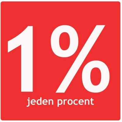 Przekaż 1 procent na strażaków