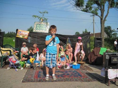 Rodzinnie  w  Młyńsku