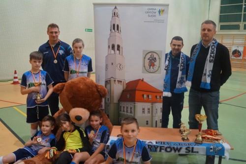 Sukces Szkółki Piłkarskiej UKS GRYFÓW ŚLĄSKI