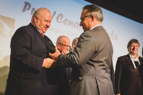 Gala Laureatów Nagrody Euroregionu Nysa
