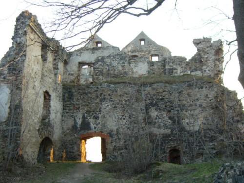 Proces o zamek