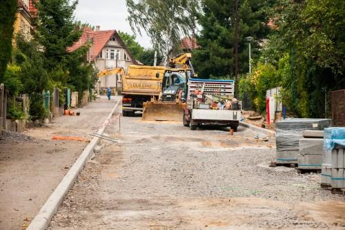 Przebudowa ulicy Sikorskiego
