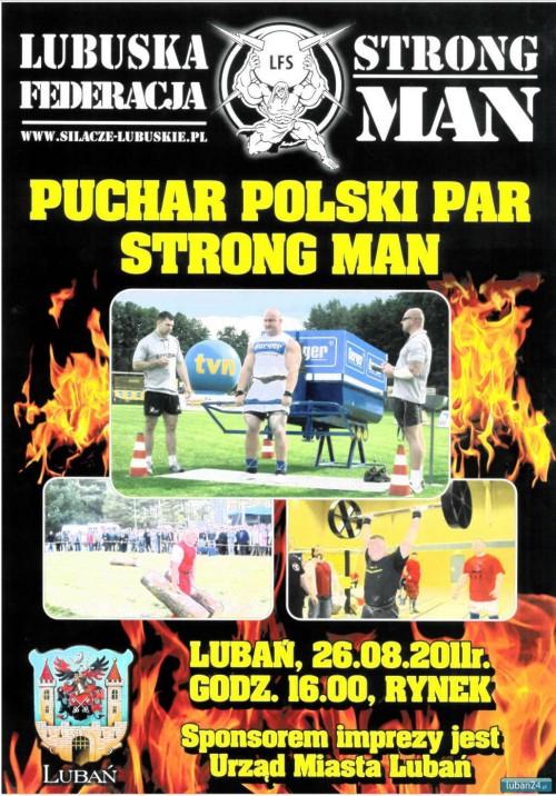 Strongmani w Lubaniu