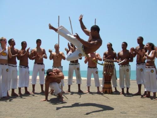 Zajęcia Capoeira!