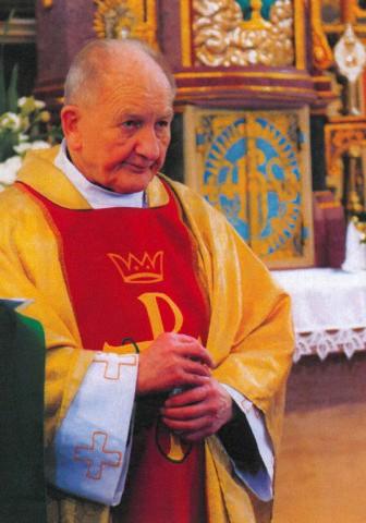 90. urodziny księdza Jordanka