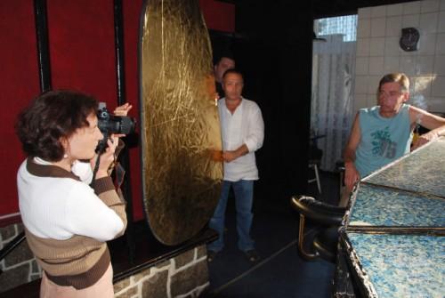 Warsztaty fotograficzno-malarskie w Gryficach