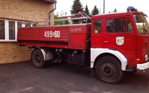 Sprzedaż  samochodu  pożarniczego marki  JELCZ