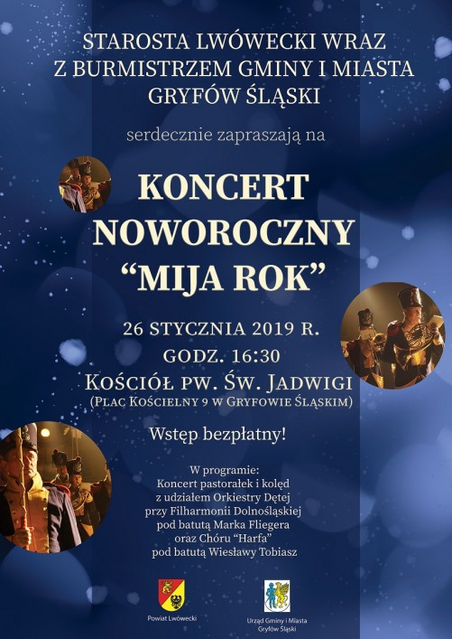 Koncert Noworoczny w Gryfowie Śląskim