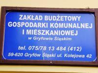 Informacja ZBGKiM