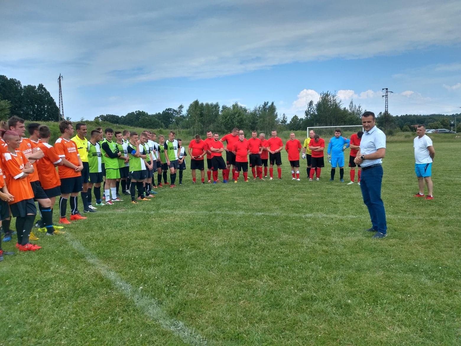 Turniej o Puchar Przewodniczącej Rady powiatu lwóweckiego.