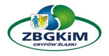 Ogłoszenie ZBGKiM Gryfów Śląski