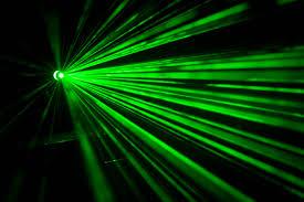 Widowisko multimedialne Historia Gryfowa Śląskiego laserem pisana
