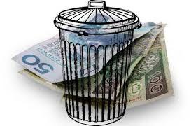 Zmiana wysokości stawki opłaty  za gospodarowanie odpadami komunalnymi od 1 lutego 2021 r.