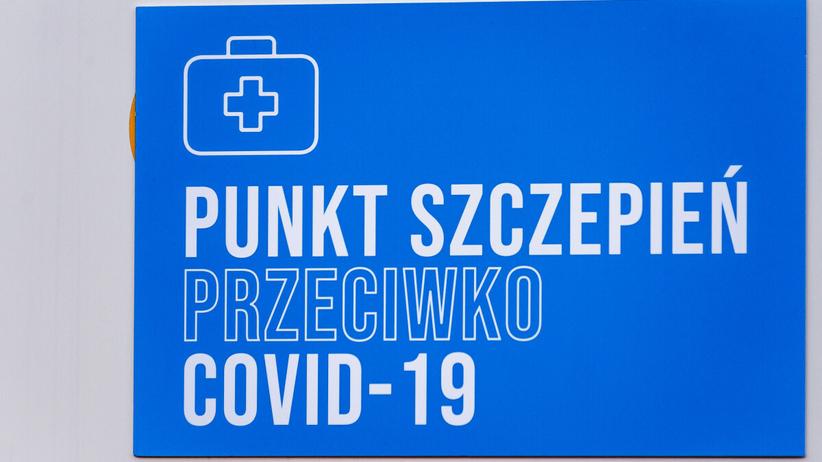 Punkt szczepień przeciwko COVID-19 w Gryfowie Śląskim