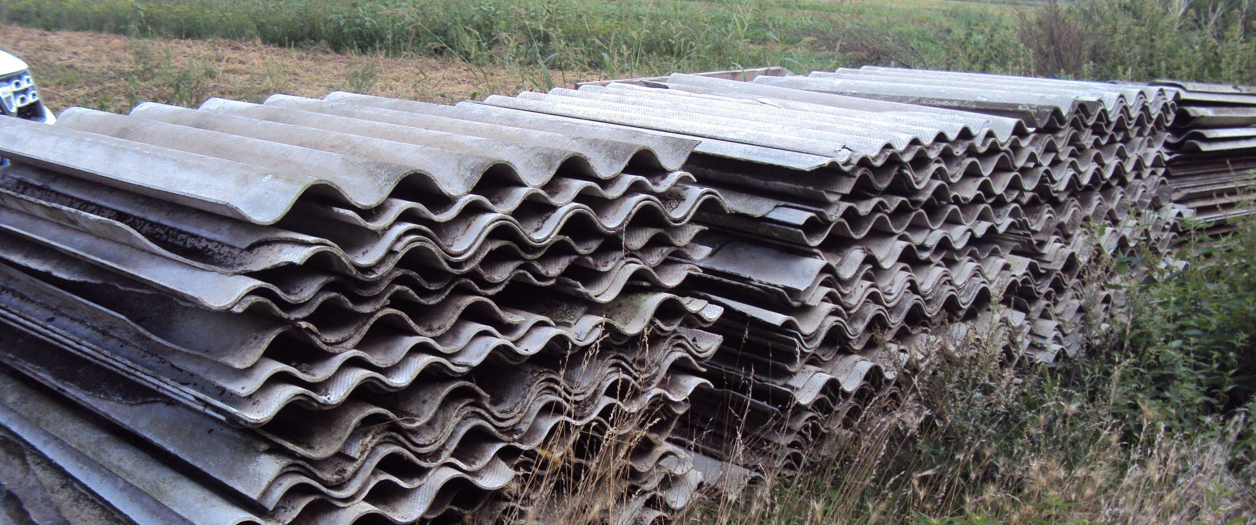 Obowiązek przedkładania przez osoby fizyczne niebędące przedsiębiorcami informacji o wyrobach zawierających azbest i miejscu ich wykorzystania.