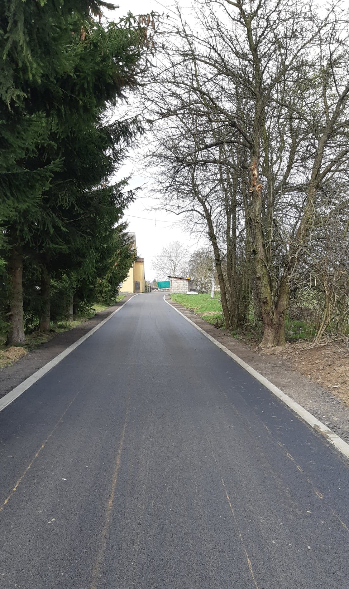 Nowa droga w Uboczu