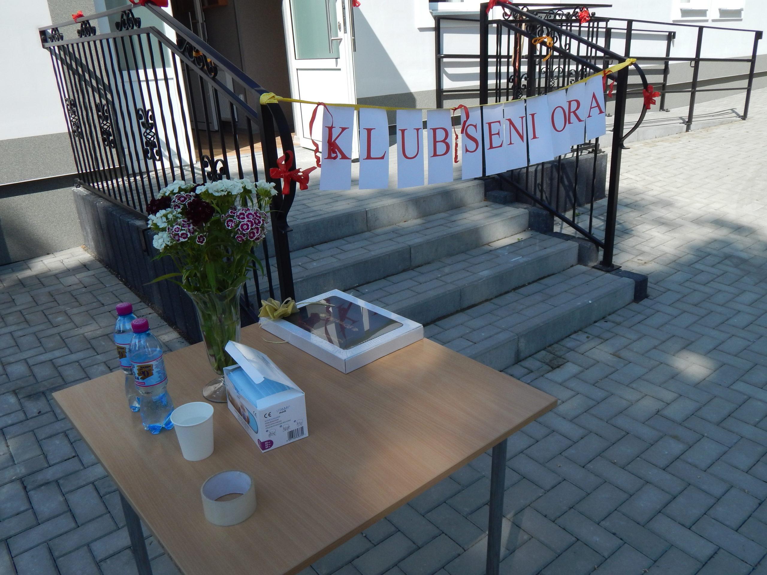Uroczyste otwarcie Klubu Seniora w Gryfowie