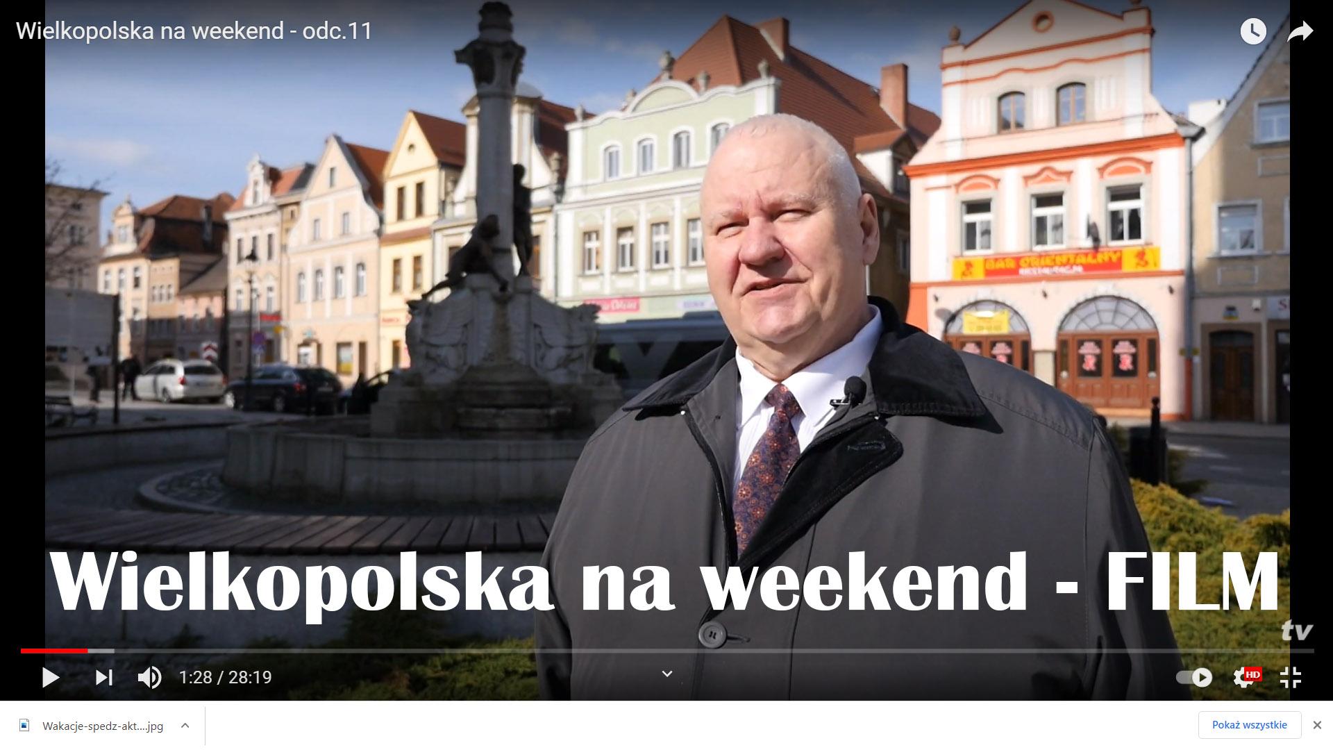 Wielkopolska na weekend – film
